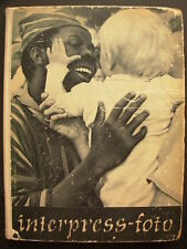 German Photo album INTERPRESS-FOTO 1960