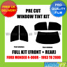 FORD MONDEO 4-DOOR 1993-2000 FULL PRE CUT WINDOW TINT