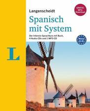 Langenscheidt Spanisch mit System - Sprachkurs für Anfänger und Fortgeschrittene von Palmira López und Elisabeth Graf-Riemann (2015, Set mit diversen Artikeln)