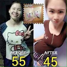 10 Cap Thai Herbal Detox Diet Pills Slim Weight Loss Natural Herb Burn New