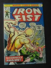 Iron Fist #4  NM- 1976   High Grade Marvel Comic