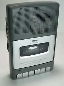 RCA RP3504-B Personal Cassete Player/Recorder
