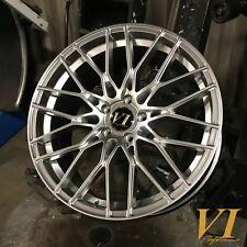"4 x ViPerformance Munich alloys 19"" et45 5x112 VW Caddy Audi A3 A4 Hyper silver"