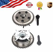 2Pc Variable Timing Cam Phaser For Ford 4.6L 281 5.4L 330  VVTi Actuator , Bolts