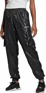 Adidas shiny trackies - Glanznylon Adidas Cal Surf Pants – wetlook glossy NWT