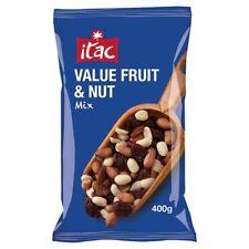 ITAC Value Fruit & Nut Mix - 400g Gram Bag - UK SAVOURY SNACKS FRUIT & NUTS