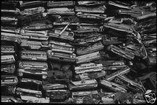 5x7  CLASSIC CAR 50'S-60'S JUNKYARD CHEV FORD PONTIAC DODGE OLDS BUICK CADDY etc