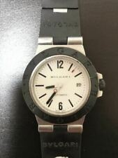 Bvlgari Aluminum AL38A Men's Quartz Watch - L3276