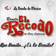 Banda El Recodo de Don Cruz Lizaraga Que Bonito Es Lo Bonito  CD New