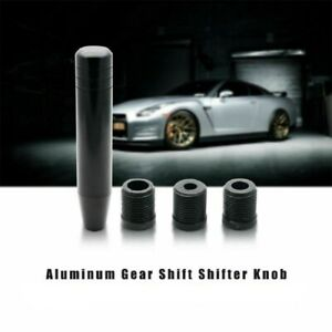 Car Manual Transmission MT Long Gear Stick Shifter Lever Knob 8.5CM Universal