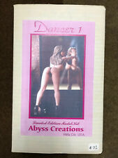 1/6 Dancer 1 - Sexy Resin Model Kit - New - Abyss Creations 72 of 100