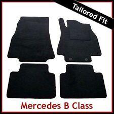 Tailored Carpet Floor Mats for MERCEDES B-Class 2004-2010 BLACK