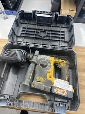 Dewalt Sds Rotary Hammer Drill With Battery 176059
