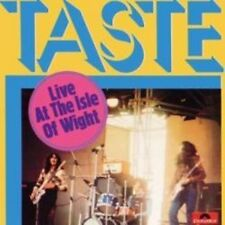 Taste - Live At The Isle Of Wight (NEW CD)