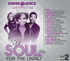 KONSEQUENCE SOUND SOUL MIX FOR THE LADIES VOL 2