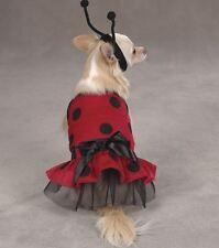 Casual Canine Lady Bug  Dog Halloween Costume XS-XL Pet