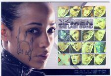 X Men 3 The Final Stand Casting Call Chase Card CC15 Dania Ramirez as Callisto