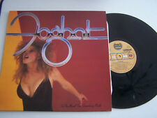 LP 33 TOURS , FOGHAT , IN THE MOOD FOR SOMETHING RUDE , VG + / EX .