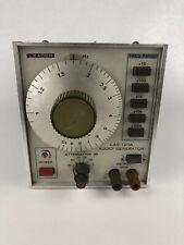 Vintage Leader Lag 120a Audio Generator