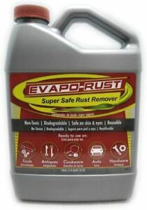 Evapo-Rust Super Safe Rust Remover - Non Toxic & Biodegradable - 946ml