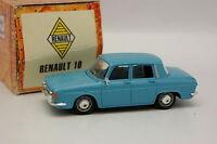 Norev Hachette 1/43 - Renault 10 Bleue