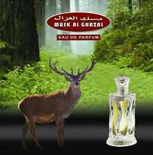 Musk al Ghazal 60ml Oriental Floral Agerwoody Sandalwoody EDP by Al Haramain