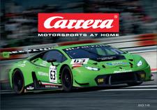 Carrera 2016 Large Slot Car Catalog Digital 124 132 143 Evolution Go Cars Sets!