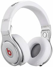 NUOVO Beats by Dr. DRE Pro Cuffie con Remote & Mic Bianco beatspro Auricolare UK