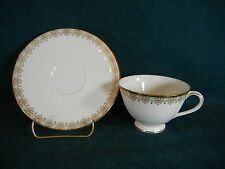 Royal Doulton Gold Lace Cup and Saucer Set(s)