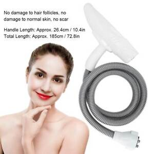 Handle with 3 Probes for Q Switch ND Yag Laser Eyebrow Tattoo Removal Machine