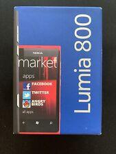Nokia Lumia 800 - Magenta Smartphone (Not Working)