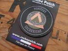 SNAKE PATCH PVC - BREVET insigne MONITEUR SECOURISME - Terre Armée Ecusson PVC
