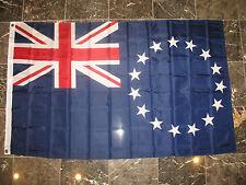 3x5 Cook Island New Zealand flag 3'x5' house banner