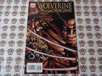 Wolverine Origins (2006) Marvel - #7, Savior Part 2, Variant CVR,Way/Dillon, VF+