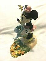 Minnie's Garden - 11K413970 - Walt Disney Collection WDCC w/ Box & COA Retired