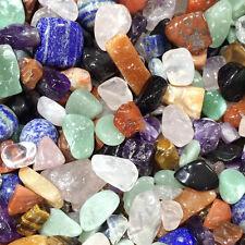 Lot/50G Natural Colorful Quartz Crystal Mini Stone Rock Chips Specimens Healing