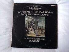 Mozart Don Giovanni Highlights ~ English Chamber Orch BONYNGE London OS 26215
