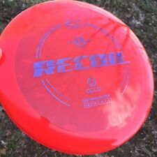 Latitude 64° First Run Opto Plastic Recoil Overstable Disc Golf Distance Driver!