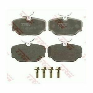 LAND ROVER DISCOVERY SERIES 2 - V8  & TD5 -  REAR  BRAKE PADS SFP500130  TRW