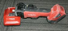 Hilti Sco 6 A22 Cordless Cut Out Tool With Battery Amp Charger 101chj