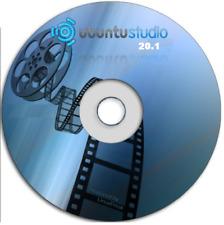 Ubuntu Studio 20.1 Linux DVD Focal Fossa 64 Bit