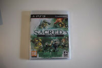 sacred 3 first edition ps3 ps 3 playstation 3 neuf sous blister