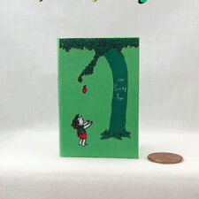 THE GIVING TREE Illustrated Miniature Book 1:3 Scale Readable AG Accessories