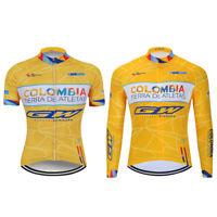 Mens Cycling Short Sleeve Jersey Long Jerseys Bike Bicycle Shirt Breathable Tops