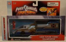 Power Rangers Ninja Storm - Action Racers Wind Power Turbo Transporter (MISB)
