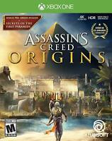 Assassin's Creed Origins (Xbox One) Brand New / Region Free