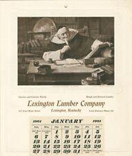 """The Antiquary"" Salesman's Sample Calendar"