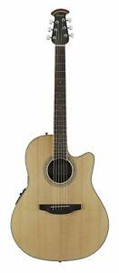Ovation Celebrity Standard Acoustic Electric Guitar Mid Depth - Natural - CS24-4