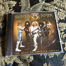 TWISTED SISTER - CD - Big Hits and Nasty Cuts THE BEST OF Glam Hard Rock