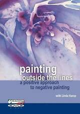 NEW Teaching Art - Painting Outside the Lines by Linda Kemp